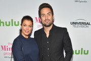 Bellamy Young and Ed Weeks Photos Photo