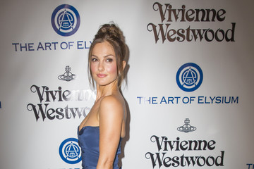 Minka Kelly The Art of Elysium Presents Vivienne Westwood & Andreas Kronthaler's 2016 HEAVEN Gala - Arrivals