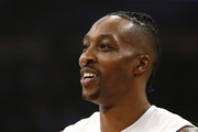 ;Dwight Howard #39 of the Los Angeles Lakers looks on ahead of a game against the Minnesota Timberwolves at Staples Center on December 08, 2019 in Los Angeles, California. NOTE TO USER: User expressly acknowledges and agrees that, by downloading and or using this photograph, User is consenting to the terms and conditions of the Getty Images License Agreement.