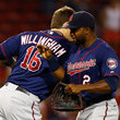 Josh Willingham and Denard Span Photos