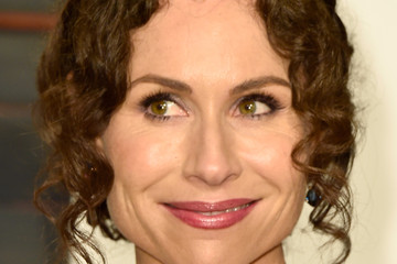 Minnie Driver Arrivals at the Elton John AIDS Foundation Oscars Viewing Party — Part 5