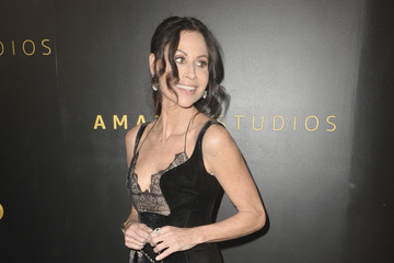 Minnie Driver Amazon Studios Golden Globes After Party - Arrivals