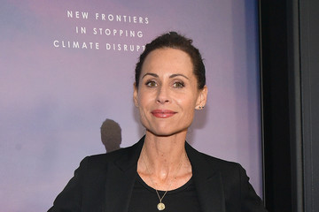Minnie Driver LA Premiere Of HBO's 'Ice On Fire' - Red Carpet