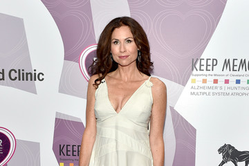Minnie Driver Keep Memory Alive's 20th Annual Power Of Love Gala - Red Carpet