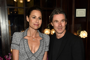 Minnie Driver 2015 Tribeca Film Festival CHANEL Artists Dinner, At Balthazar