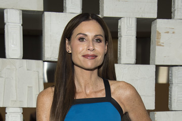 Minnie Driver Hammer Museum Gala in the Garden Honoring Laurie Anderson and Todd Haynes Sponsored by Bottega Veneta- Arrivals