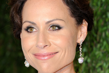 Minnie Driver 2013 Vanity Fair Oscar Party Hosted By Graydon Carter - Arrivals