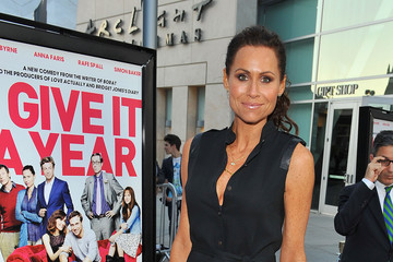 Minnie Driver Screening Of Magnolia Pictures' 'I Give It A Year' - Red Carpet