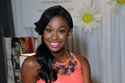 Actress/Singer Coco Jones attend the Minnie Gifting Lounge during the 2013 Radio Disney Awards at Nokia Theatre L.A. Live on April 27, 2013 in Los Angeles, California.