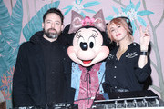 Minnie Mouse attends the Create & Cultivate 100 List Launch Party 2020