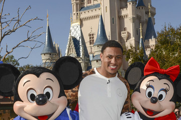 Minnie Mouse Malcolm Smith Gets a Disney Parade