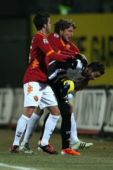 AC Siena v AS Roma  - Serie A