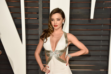 Miranda Kerr Arrivals at the Elton John AIDS Foundation Oscars Viewing Party — Part 5