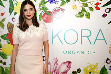 Miranda Kerr The Grove Celebrates The Launch Of Pop Shops