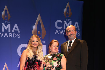 Miranda Lambert The 53rd Annual CMA Awards - Press Room
