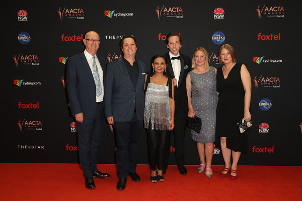 2019 AACTA Awards Presented By Foxtel | Red Carpet Arrivals []