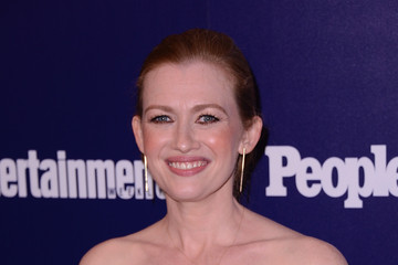 Mireille Enos 'Entertainment Weekly' and 'People' Celebrate The New York Upfronts - Arrivals