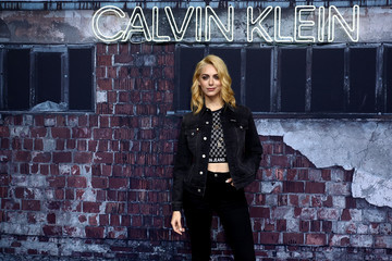 Miriam Leone Calvin Klein 'A Night Of Music, Discovery, And Celebration' In Berlin