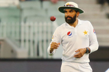 Misbah-ul-Haq Australia v Pakistan - 2nd Test: Day 4