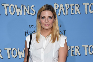 Mischa Barton Stars Attend the 'Paper Towns' New York Premiere
