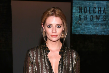 Mischa Barton Nolcha Shows New York Fashion Week Women's S/S 2017 ...