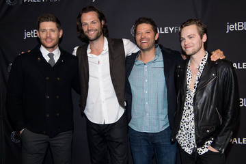 Misha Collins The Paley Center For Media's 35th Annual PaleyFest Los Angeles - 'Supernatural' - Arrivals