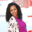Mishael Morgan Step2 Presents 7th Annual Celebrity Red CARpet Event by New Bloom Media Benefitting Baby2Baby - Arrivals