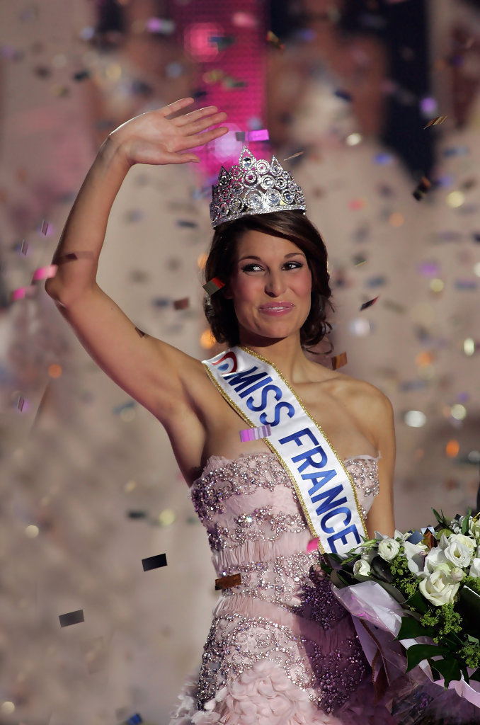 Miss france beauty pageant for