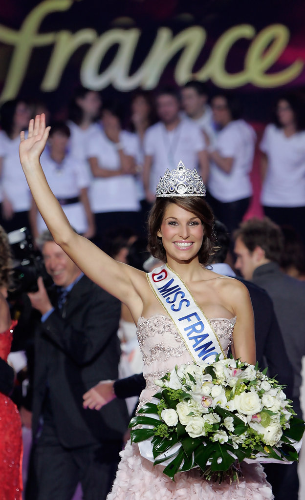 God! Well miss france beauty pageant