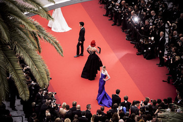 Miss Fame 'The BFG' - Red Carpet Arrivals - The 69th Annual Cannes Film Festival