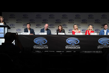 Missi Pyle Stars Of New YouTube Red Original Series 'Impulse' Debut Never-Before-Seen Footage At WonderCon
