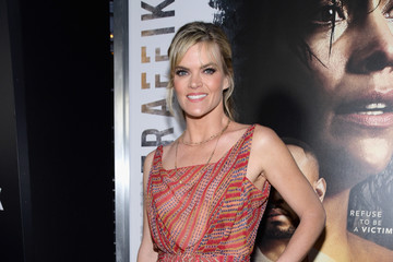 Missi Pyle Premiere Of Codeblack Films' 'Traffik' - Red Carpet