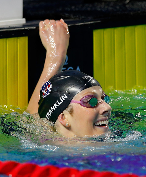 Missy Franklin Photos Photos Mutual Of Omaha Duel In The