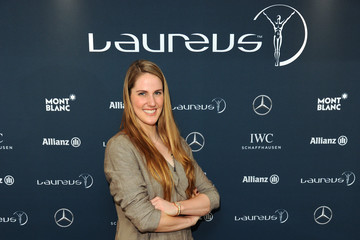 Missy Franklin Media Interviews - 2017 Laureus World Sports Awards - Monaco