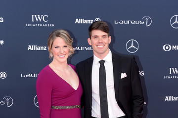 Missy Franklin Red Carpet - 2018 Laureus World Sports Awards - Monaco
