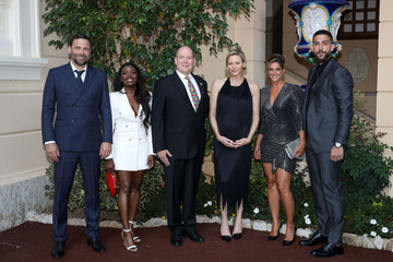Missy Peregrym 59th Monte Carlo TV Festival: Cocktail At The Monaco Palace