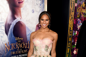 Misty Copeland Premiere Of Disney's 'Nutcracker And The Four Realms' - Red Carpet