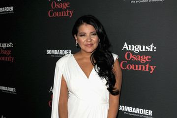 Misty Upham 'August: Osage County' Premeires in LA — Part 2