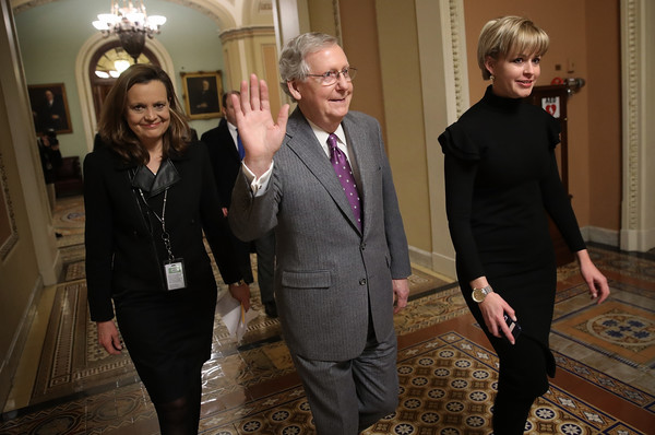 Congress to Hold Vote on Budget Bill As Shutdown Deadline Looms