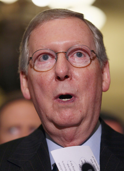 mitch mcconnell Senate majority leader mitch mcconnell defended president trump's decision to  fire fbi director james comey.