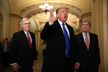 Mitch McConnell News Pictures Of The Week - March 28