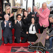 Mitch O'Farrell Andy Madadian Honored With A Star On The Hollywood Walk Of Fame