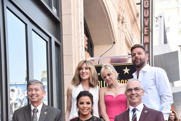 Mitch O'Farrell Eva Longoria Honored With Star On The Hollywood Walk Of Fame