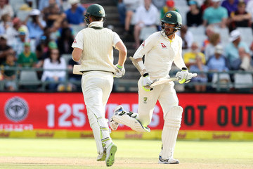Mitchell Starc South Africa vs. Australia - 3rd Test: Day 4