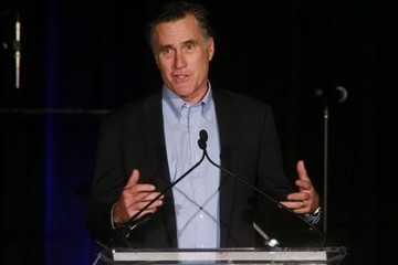 Mitt Romney Republican National Committee Holds Winter Meeting