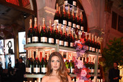Negin Mirsalehi. attends as Moët & Chandon Toasts to the Icons at Harper's BAZAAR ICONS party 2019 In New York City at The Plaza Hotel on September 06, 2019.