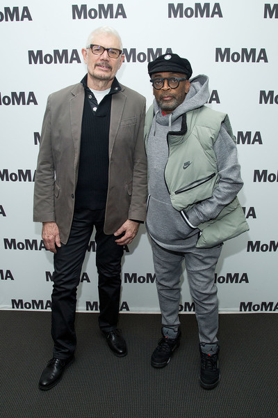 MoMA's Contenders Screening Of 'BlackkKlansman'