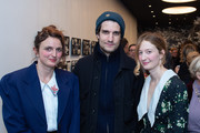 Alice Rohrwacher, Louis Garrel and Alba Rohrwacher attend MoMA and Luce Cinecittà Honor Alice Rohrwacher And The Actress Alba Rohrwacher With First North American Retrospective at MOMA on December 04, 2019 in New York City.