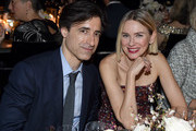 Noah Baumbach and Naomi Watts attend MoMA's Twelfth Annual Film Benefit Presented By CHANEL Honoring Laura Dern on November 12, 2019 in New York City.