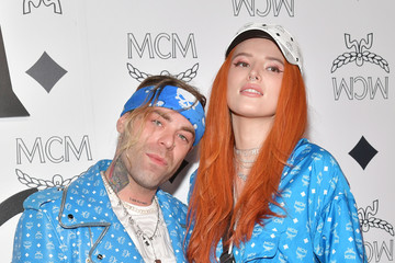 Mod Sun MCM Global Flagship Store Grand Opening On Rodeo Drive - Arrivals